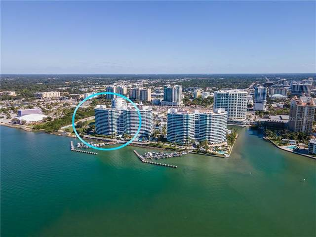 988 Blvd Of The Arts #1516, Sarasota, FL 34236 (MLS #A4485003) :: Medway Realty