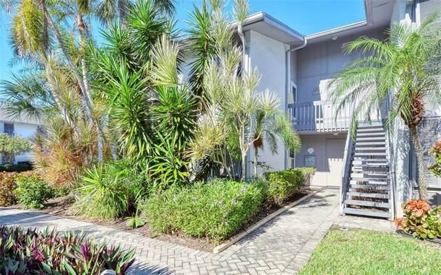1162 W Peppertree Drive 111D, Sarasota, FL 34242 (MLS #A4485035) :: Keller Williams on the Water/Sarasota