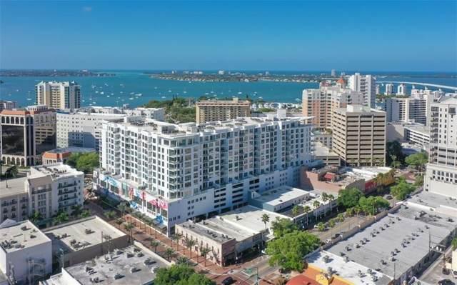 111 S Pineapple Avenue #1019, Sarasota, FL 34236 (MLS #A4485110) :: Keller Williams on the Water/Sarasota