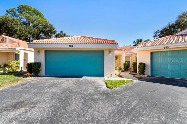 609 Tyson Terrace #9, Venice, FL 34285 (MLS #A4485116) :: Keller Williams on the Water/Sarasota