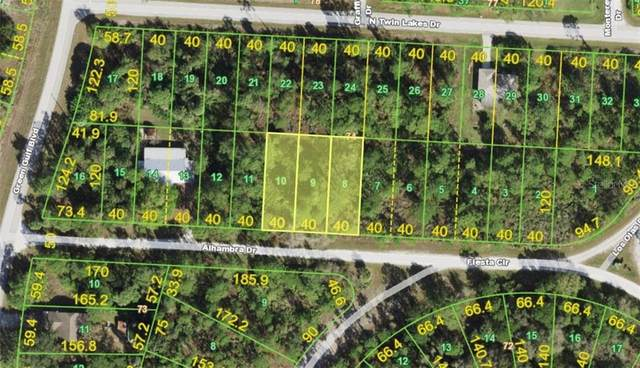 27064 Alhambra Drive, Punta Gorda, FL 33955 (MLS #A4485125) :: Sarasota Home Specialists