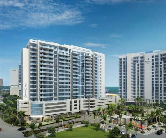 400 Quay Commons #1001, Sarasota, FL 34236 (MLS #A4485164) :: Sarasota Property Group at NextHome Excellence