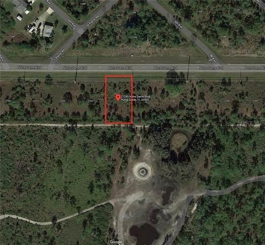 27245 Notre Dame Boulevard, Punta Gorda, FL 33955 (MLS #A4485192) :: Griffin Group