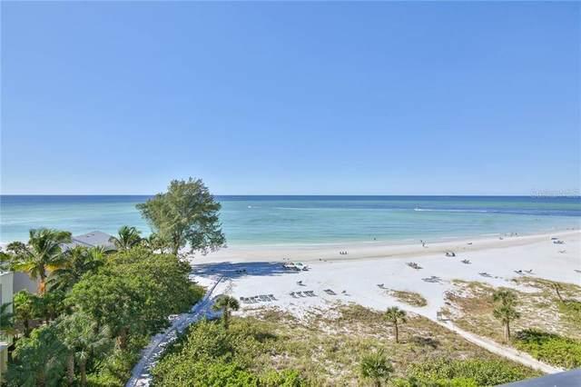 20 Whispering Sands Drive #706, Sarasota, FL 34242 (MLS #A4485196) :: Keller Williams on the Water/Sarasota