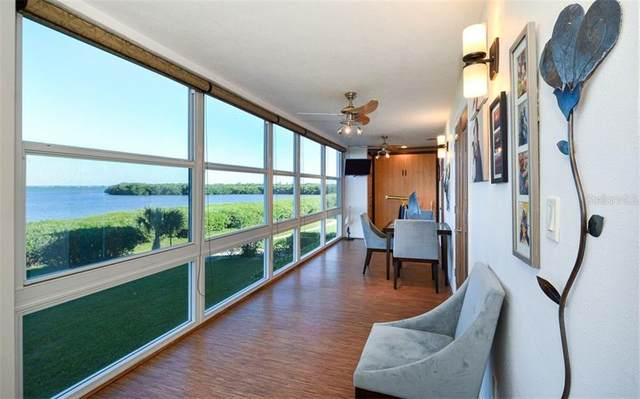 4800 Gulf Of Mexico Drive #205, Longboat Key, FL 34228 (MLS #A4485258) :: Griffin Group