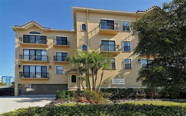 205 Golden Gate Point #301, Sarasota, FL 34236 (MLS #A4485295) :: Bustamante Real Estate