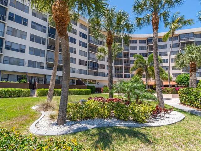 5855 Midnight Pass Road #520, Sarasota, FL 34242 (MLS #A4485320) :: Griffin Group