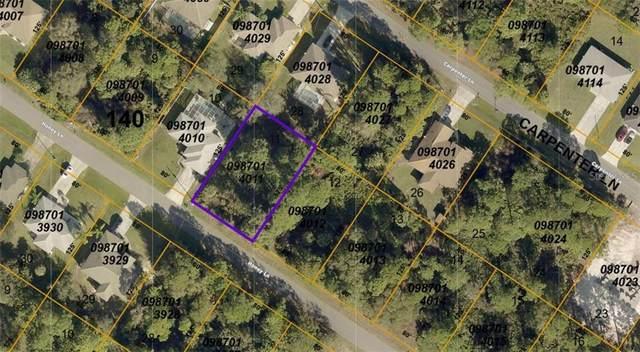 Honey Lane, North Port, FL 34286 (MLS #A4485362) :: Bustamante Real Estate