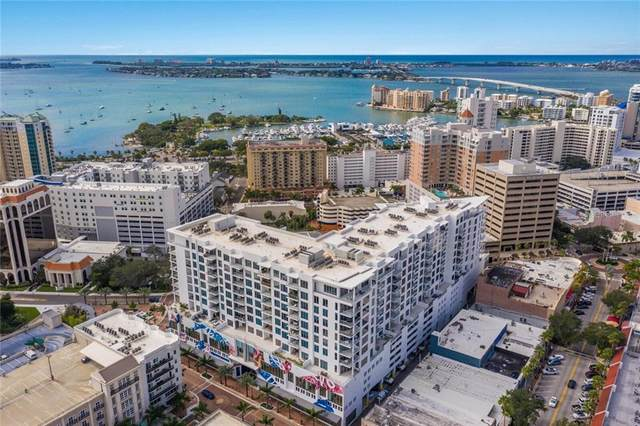 111 S Pineapple Avenue #1118, Sarasota, FL 34236 (MLS #A4485418) :: Homepride Realty Services