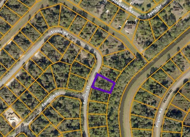 Sernice Street, North Port, FL 34288 (MLS #A4485499) :: Griffin Group