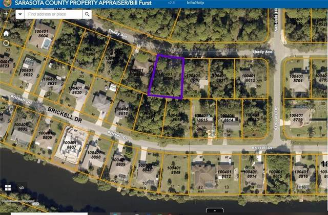 2857 Shady Avenue, North Port, FL 34286 (MLS #A4485792) :: Griffin Group