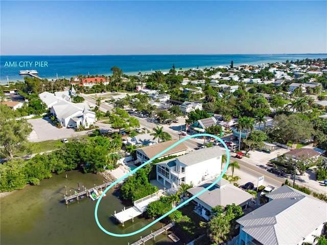 424 Pine Avenue, Anna Maria, FL 34216 (MLS #A4485942) :: Team Buky