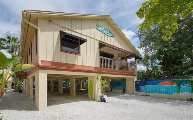 529 Beach Road #529, Sarasota, FL 34242 (MLS #A4486050) :: Griffin Group