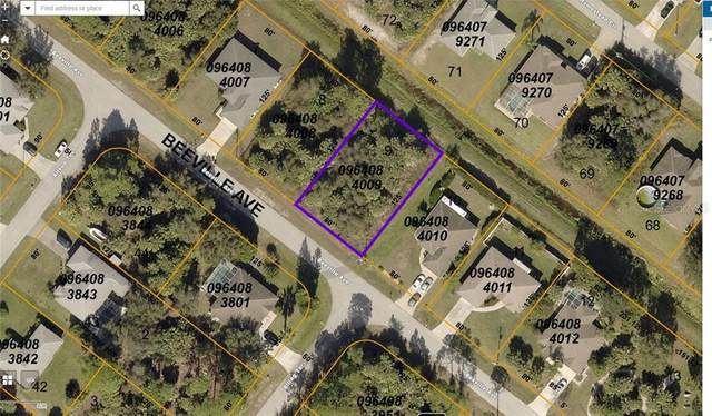 Beeville Avenue, North Port, FL 34286 (MLS #A4486395) :: Griffin Group
