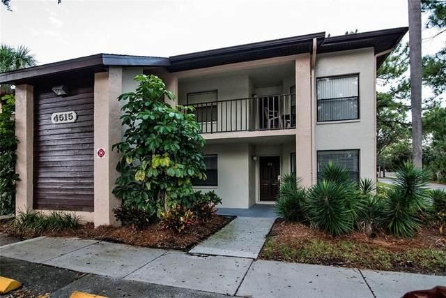 4515 45TH Avenue W 104A, Bradenton, FL 34210 (MLS #A4486418) :: The Paxton Group