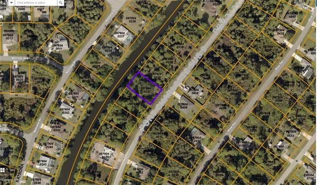Patio Terrace, North Port, FL 34286 (MLS #A4486485) :: The Heidi Schrock Team