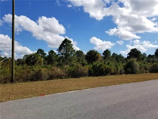 Hornbuckle Boulevard, North Port, FL 34291 (MLS #A4486596) :: Baird Realty Group