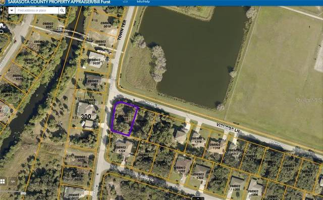 Town Terrace, North Port, FL 34286 (MLS #A4486690) :: Griffin Group
