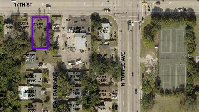 17TH Street, Sarasota, FL 34237 (MLS #A4486741) :: Lockhart & Walseth Team, Realtors