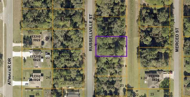 1133105818 Russellville Street, North Port, FL 34288 (MLS #A4486785) :: Key Classic Realty