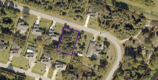 0987034021 Vogler Lane, North Port, FL 34286 (MLS #A4486792) :: Premier Home Experts