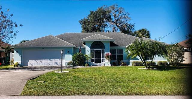 19 Sportsman Road, Rotonda West, FL 33947 (MLS #A4487165) :: EXIT King Realty