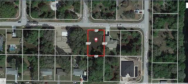 17227 Urban Avenue, Port Charlotte, FL 33954 (MLS #A4487249) :: Griffin Group
