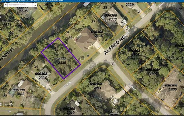 Alfred Road #35, North Port, FL 34286 (MLS #A4487478) :: Griffin Group