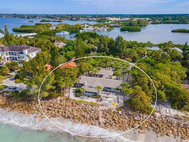 4001 Casey Key Road, Nokomis, FL 34275 (MLS #A4487481) :: Delta Realty, Int'l.