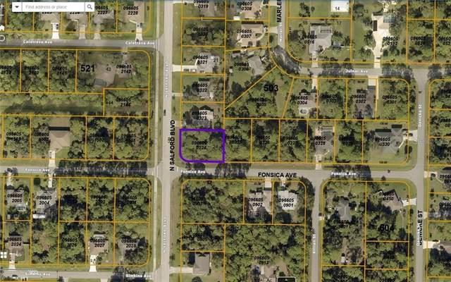 Fonsica Avenue, North Port, FL 34286 (MLS #A4487482) :: Keller Williams Realty Peace River Partners