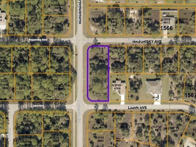 Nagorsky (Double Lot) Avenue, North Port, FL 34288 (MLS #A4487489) :: Griffin Group