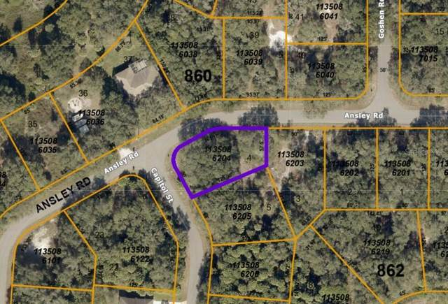 Ansley Road, North Port, FL 34288 (MLS #A4487596) :: Griffin Group