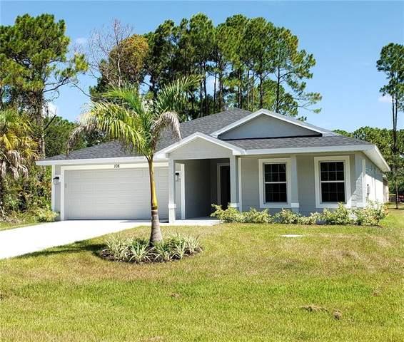 105 Australian Drive, Rotonda West, FL 33947 (MLS #A4487676) :: The Duncan Duo Team