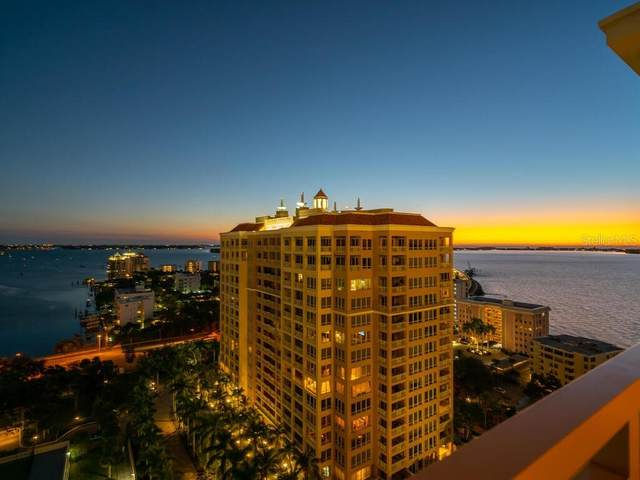 1111 Ritz Carlton Drive #1802, Sarasota, FL 34236 (MLS #A4487714) :: Medway Realty