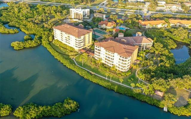 5100 Jessie Harbor Drive #403, Osprey, FL 34229 (MLS #A4487755) :: Visionary Properties Inc