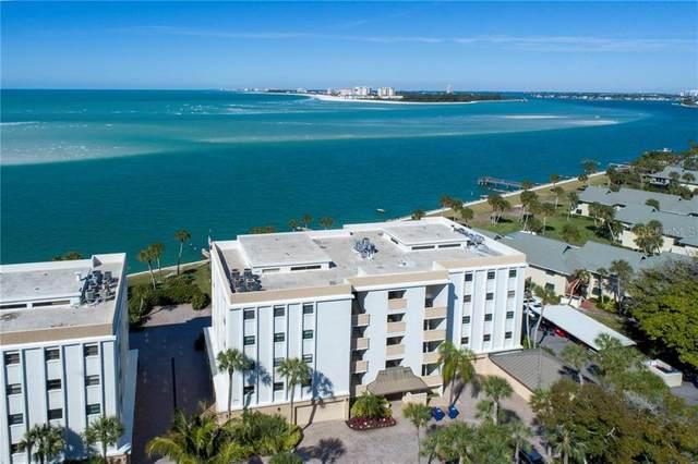 4708 Ocean Boulevard E11, Sarasota, FL 34242 (MLS #A4487843) :: Pepine Realty