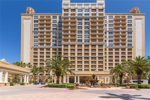 1111 Ritz Carlton Drive #1404, Sarasota, FL 34236 (MLS #A4487918) :: Griffin Group
