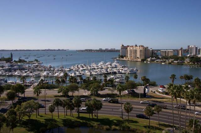 1233 N Gulfstream Avenue #801, Sarasota, FL 34236 (MLS #A4487948) :: Griffin Group