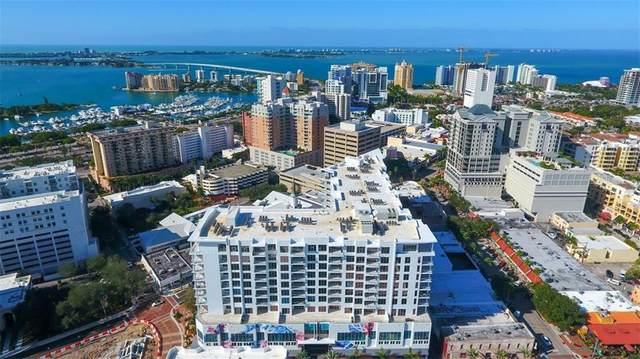 111 S Pineapple Avenue #1211, Sarasota, FL 34236 (MLS #A4487954) :: Armel Real Estate