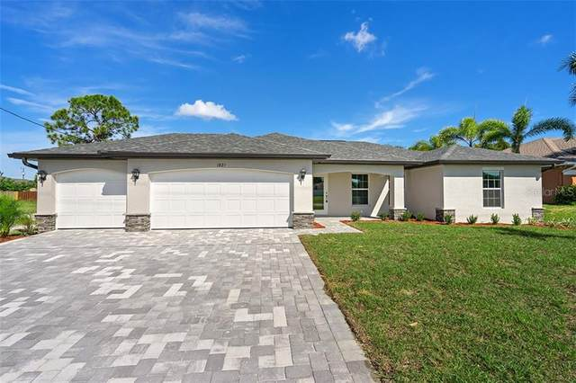 1694 Harbell Street, North Port, FL 34288 (MLS #A4487962) :: Baird Realty Group