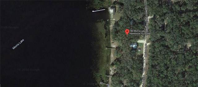180 Morris Lake Drive, Hawthorne, FL 32640 (MLS #A4488012) :: Griffin Group