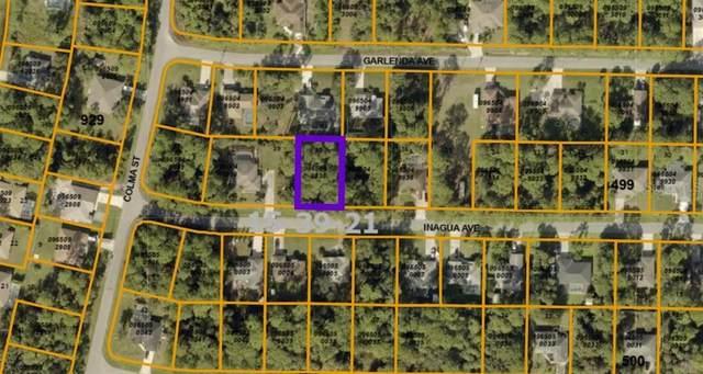 Inagua Avenue, North Port, FL 34286 (MLS #A4488019) :: EXIT King Realty