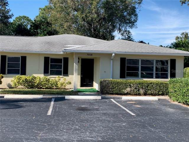 7058 W Country Club Drive N #104, Sarasota, FL 34243 (MLS #A4488087) :: Gate Arty & the Group - Keller Williams Realty Smart