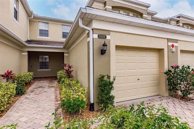 8401 Karpeal Drive #903, Sarasota, FL 34238 (MLS #A4488090) :: The Duncan Duo Team