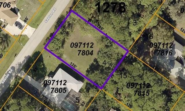 Sablon Road, North Port, FL 34291 (MLS #A4488092) :: Lockhart & Walseth Team, Realtors