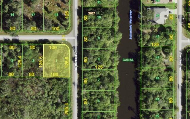 1167 Butterfield Drive, Port Charlotte, FL 33953 (MLS #A4488216) :: Young Real Estate