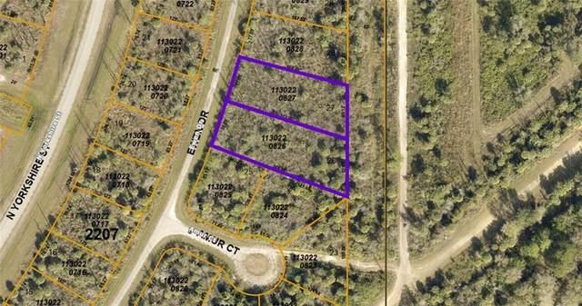 1130220826 & 1130220 Ewen Drive, North Port, FL 34288 (MLS #A4488217) :: Premier Home Experts