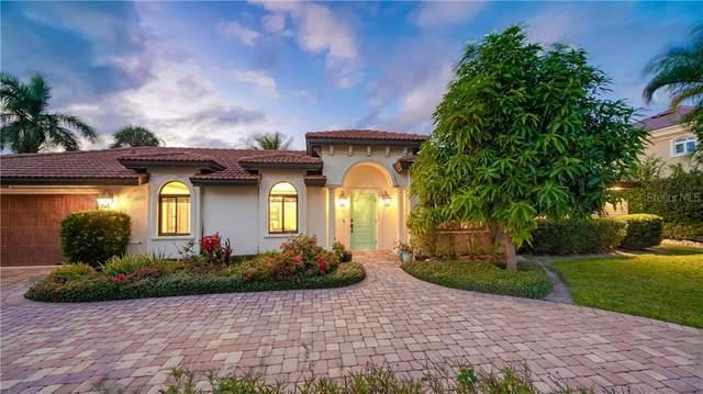 595 Bowsprit Lane, Longboat Key, FL 34228 (MLS #A4488219) :: Pristine Properties