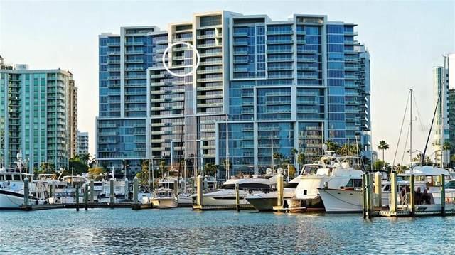 1155 N Gulfstream Avenue #1604, Sarasota, FL 34236 (MLS #A4488339) :: Griffin Group