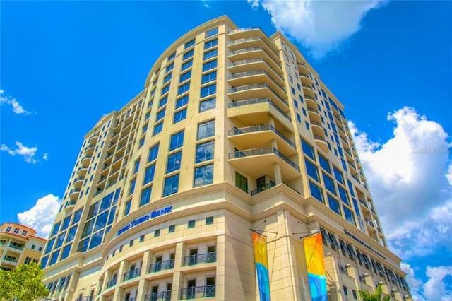 50 Central Avenue 11E, Sarasota, FL 34236 (MLS #A4488356) :: Griffin Group